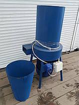 Соломорезка/Сенорезка + Зернодробилка 2в1 (измельчитель сена и зерна , траворезка) 3 кВт БУ двигател, фото 2