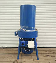 Соломорезка/Сенорезка + Зернодробилка 2в1 (измельчитель сена и зерна , траворезка) 3 кВт БУ двигател, фото 3