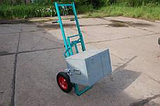Тележка подъемник, тележка пасечная апилифт для улеев (без колес), фото 2