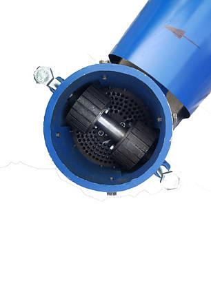 Гранулятор комбикорма 150мм (рабочая часть без двигателя), подвижная матрица , под двигатель 4кВт, фото 2