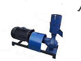 Гранулятор комбикорма ПГУ, подвижные ролики 150 мм, 140 кг/час, 5,5 кВт, фото 2