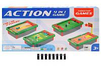 Футбол  настільний  (коробка) 628-20А р.55,2*26*5,4 см/24/