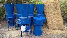 Соломорезка, сенорезка электрический измельчитель сена и соломы 3 кВт, 60 кг/час , фото 3