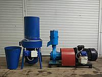 Гранулятор комбикорма + Измельчитель Набор Оборудования(измельчитель сена и зерна , траворезка)