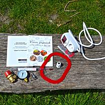 Автоклав бытовой ЛЮКС 14 пол.литр. электро, из нержавеющей стали для домашнего консервирования, фото 3