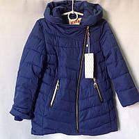 Куртка подростковая демисезонная оптом 110-134, фото 1