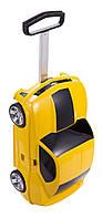 Детский чемодан Hauptstadtkoffer Germany Авто желтый