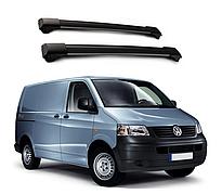 Поперечные рейлинги Volkswagen Transporter T5 (2003-2010)
