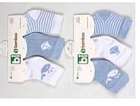 Детские носочки для новорожденных 0-6 мес