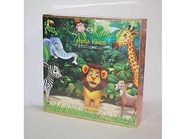 Фотоальбом на 20 магнитных листов Zoo