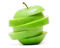 Ароматизатор Зеленое яблоко оптом Xian «Green Apple» Ксиан (100 мл)