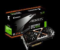 Видеокарта Gigabyte GeForce GTX 1070 AORUS 8GB GDDR5