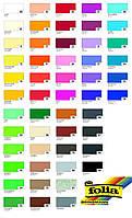 Папір для дизайну, Fotokarton A4 (21*29.7см), №81 Металево-сірий, 300г/м2, Folia