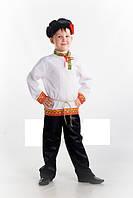 Национальный костюм русский для мальчика
