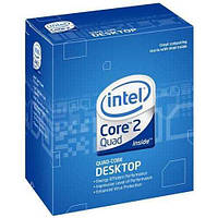 Процессор Intel Core 2 Quad Q6600 2.4GHz/1066MHz/8MB (BX80562Q6600) s775 комиссионный товар