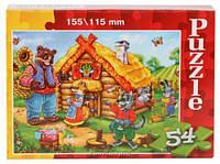 Пазли 54 мал.  картонні (160)