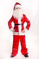 Санта Клаус карнавальный костюм для мальчика, новогодний костюм
