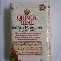 Хлебцы рисовые с киноа BIO (без глютена), 130 г