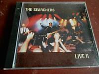 The Searchers Live II CD фирменный б/у (концертный, с автографами)