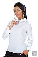 Женская блузка шифоновая 1304 ас