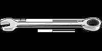 Ключ комбинированный с трещоткой 10мм, 13мм, 15мм, 17мм, 19мм, NEO 09-064, 09-065, 09-066, 09-067, 09-068