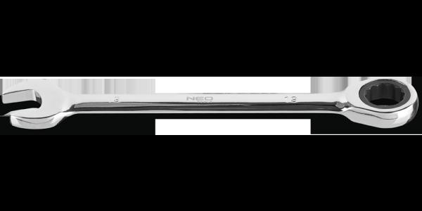 """Ключ комбинированный с трещоткой 10мм, 13мм, 15мм, 17мм, 19мм, NEO 09-064, 09-065, 09-066, 09-067, 09-068 - """"M.U.-GROUP"""" в Днепре"""
