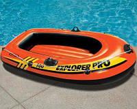 """Одноместная надувная лодка """"Explorer Pro"""""""