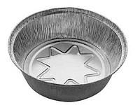 Контейнер из пищевой  алюминевой  фольги  5шт Т546I (Ф205х57) (1 пач)