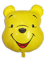 Воздушный шарик из фольги Винни Пух 72 х 55 см.