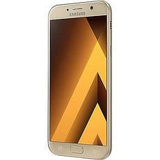 Смартфон Samsung Galaxy A720F A7 (SM-A720FZDD) Gold 2017, фото 2