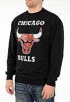 Свитшот Chicago Bulls Black