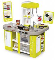 Интерактивная кухня Smoby Tefal Studio XL зеленая (311024)