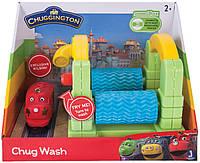Набор Chuggington Станция для мойки паровозиков (JW38570/38571)