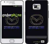 "Чехол на Samsung Galaxy S2 Plus i9105 Mazda. Logo v2 ""3122c-71"""