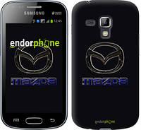 "Чехол на Samsung Galaxy S Duos s7562 Mazda. Logo v2 ""3122c-84"""
