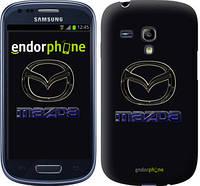 "Чехол на Samsung Galaxy S3 mini Mazda. Logo v2 ""3122c-31"""