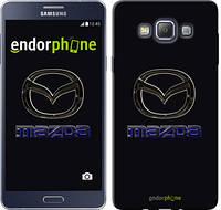"Чехол на Samsung Galaxy A7 A700H Mazda. Logo v2 ""3122c-117"""