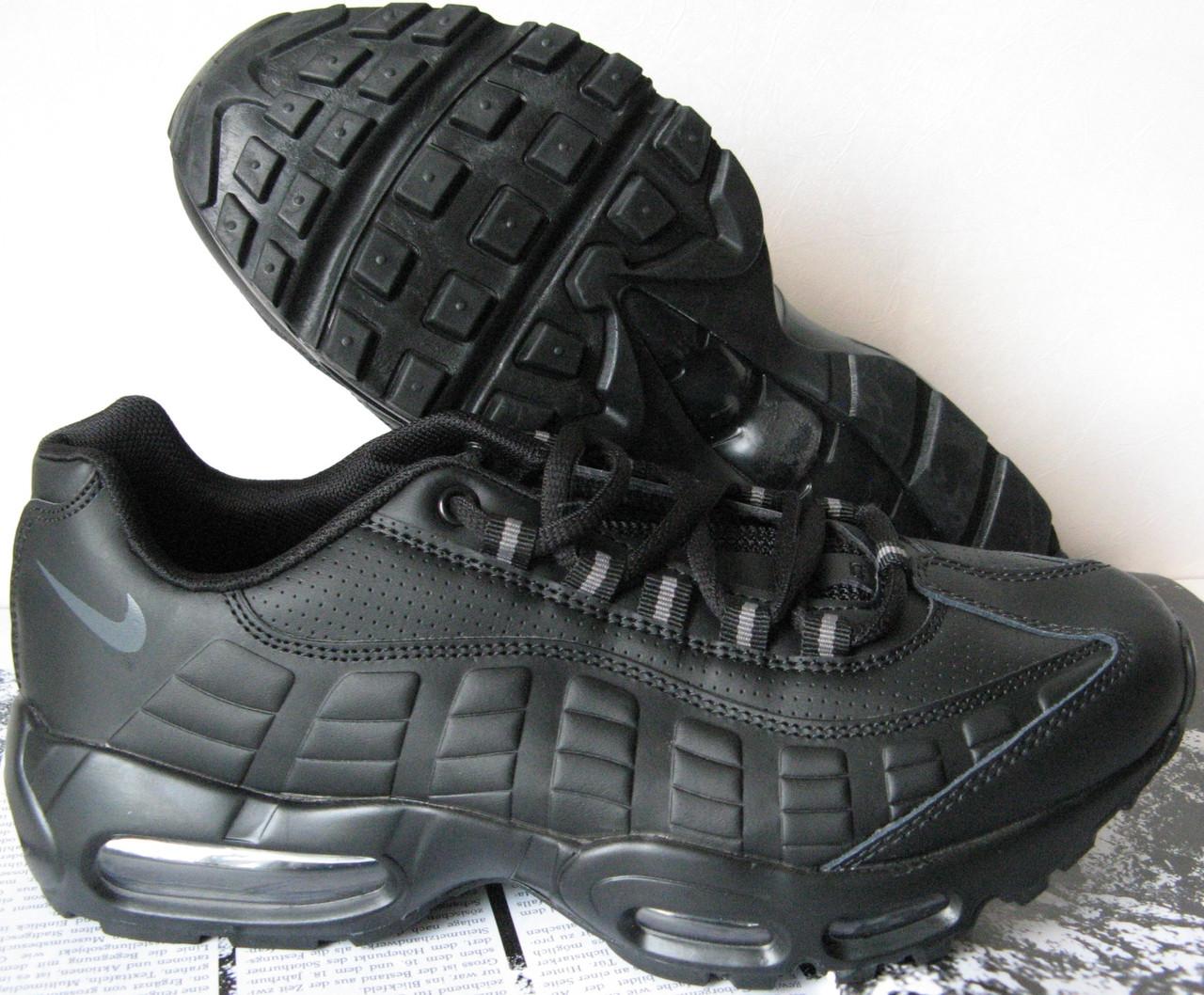 40c5dc3ba19d Легендарные ! Nike Air max 95! кроссовки аир макс мужские черные кросовки  унисекс ...