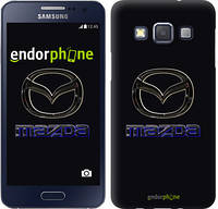 "Чехол на Samsung Galaxy A3 A300H Mazda. Logo v2 ""3122c-72"""