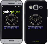 "Чехол на Samsung Galaxy Core Prime G360H Mazda. Logo v2 ""3122c-76"""
