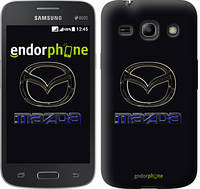"Чехол на Samsung Galaxy Core Plus G3500 Mazda. Logo v2 ""3122u-359"""