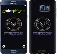 """Чехол на Samsung Galaxy Note 5 N920C Mazda. Logo v2 """"3122u-127"""""""