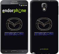 "Чехол на Samsung Galaxy Note 3 Neo N7505 Mazda. Logo v2 ""3122u-136"""