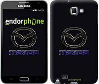 "Чехол на Samsung Galaxy Note i9220 Mazda. Logo v2 ""3122u-316"""