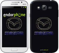 "Чехол на Samsung Galaxy Grand Neo I9060 Mazda. Logo v2 ""3122c-112"""