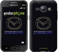 "Чехол на Samsung Galaxy J1 J100H Mazda. Logo v2 ""3122c-104"""
