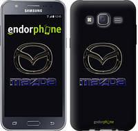 "Чехол на Samsung Galaxy J5 J500H Mazda. Logo v2 ""3122c-100"""