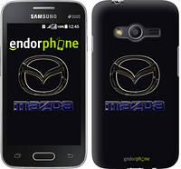 "Чехол на Samsung Galaxy Ace 4 G313 Mazda. Logo v2 ""3122u-207"""