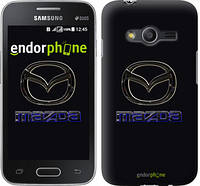 "Чехол на Samsung Galaxy Ace 4 Lite G313h Mazda. Logo v2 ""3122u-208"""