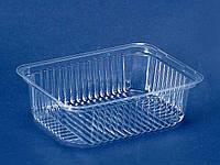 Контейнер пластиковый для салатов и полуфабрикатов ПС-161 (V350мл\143*104*43) (50 шт)